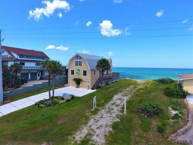 3395 N Ocean Shore Blvd, Flagler Beach, FL 32136 (MLS #258304) :: Noah Bailey Group