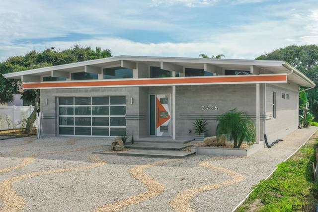 2736 S Daytona Ave, Flagler Beach, FL 32136 (MLS #258533) :: Memory Hopkins Real Estate