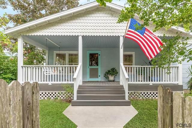 25 Palmetto Ave, St Augustine, FL 32080 (MLS #259213) :: Keller Williams Realty Atlantic Partners St. Augustine