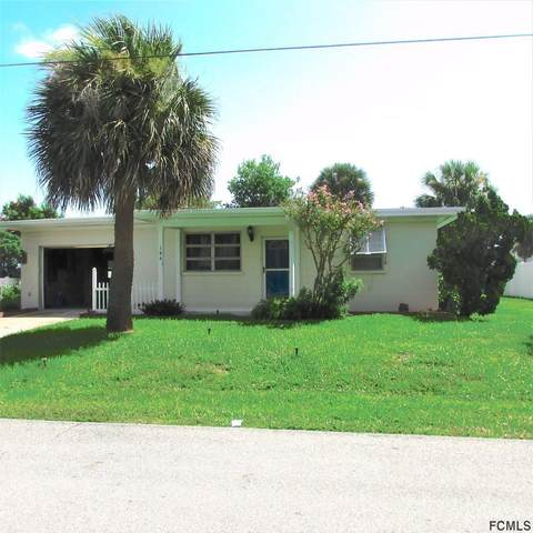 144 N Palmetto Ave, Flagler Beach, FL 32136 (MLS #259756) :: RE/MAX Select Professionals