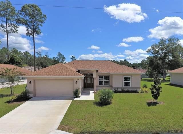35 Edge Lane, Palm Coast, FL 32164 (MLS #260362) :: RE/MAX Select Professionals
