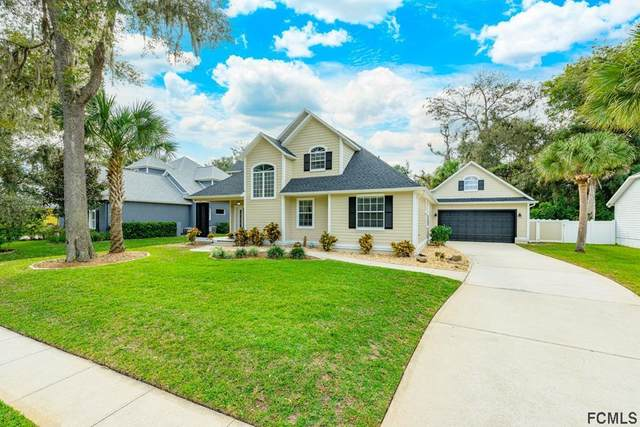 10 Hanover Drive, Flagler Beach, FL 32136 (MLS #262521) :: The DJ & Lindsey Team