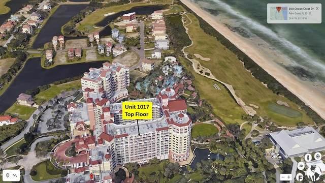 200 Ocean Crest Drive #1017, Palm Coast, FL 32137 (MLS #262541) :: The DJ & Lindsey Team