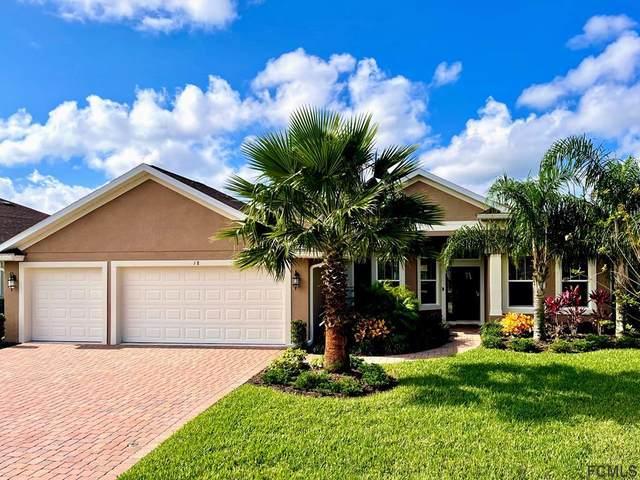 18 Arena Lake Circle, Palm Coast, FL 32137 (MLS #262690) :: The DJ & Lindsey Team