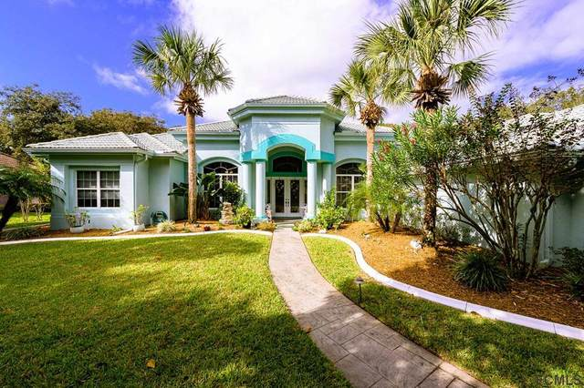 7 Anastasia Ct, Palm Coast, FL 32137 (MLS #262720) :: The DJ & Lindsey Team