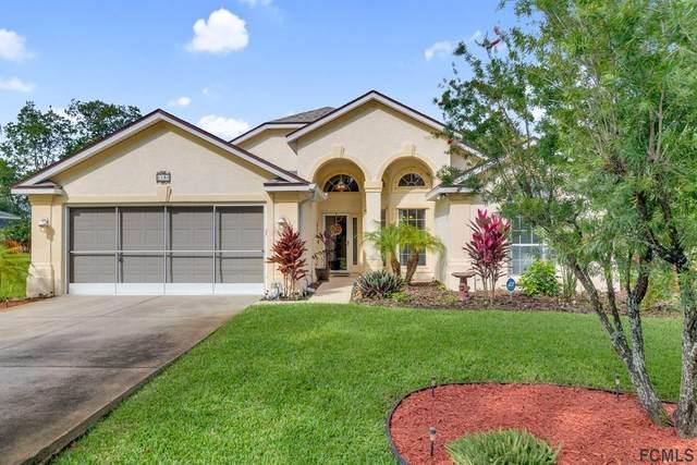 18 Burning Tree Place, Palm Coast, FL 32137 (MLS #263008) :: Memory Hopkins Real Estate