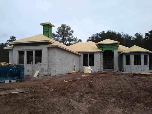 52 New Leatherwood Drive, Palm Coast, FL 32137 (MLS #263385) :: Noah Bailey Group