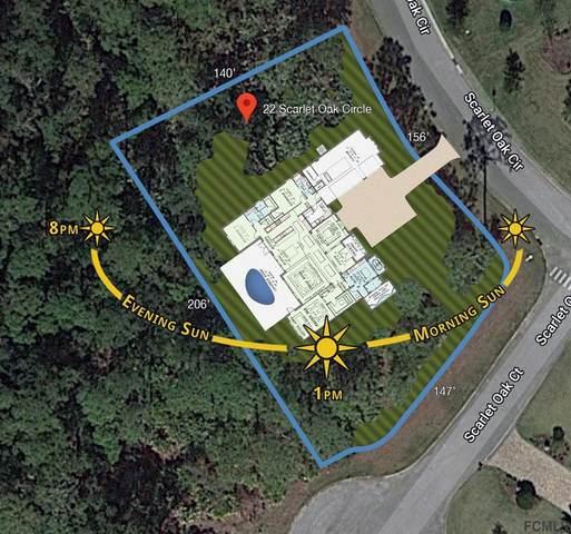 22 Scarlet Oak Circle, Palm Coast, FL 32137 (MLS #263405) :: Dalton Wade Real Estate Group