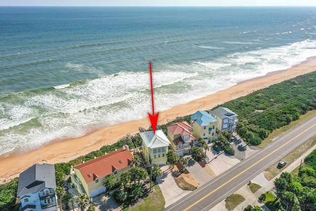 3309 N Ocean Shore Blvd, Flagler Beach, FL 32136 (MLS #264410) :: Olde Florida Realty Group