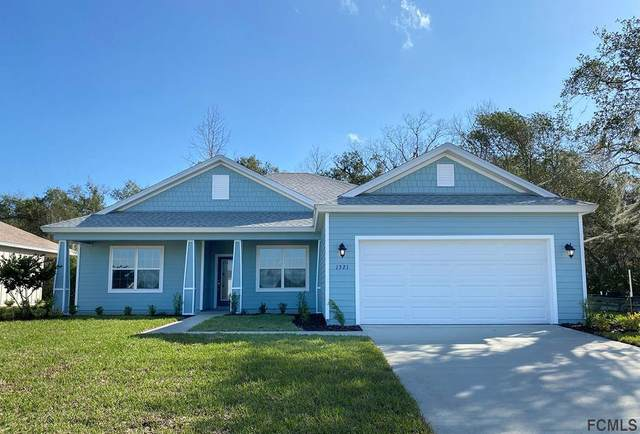 1321 Tullamore Blvd., Ormond Beach, FL 32174 (MLS #264676) :: Olde Florida Realty Group