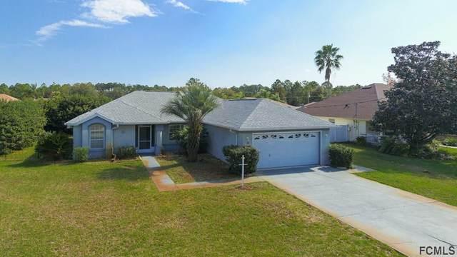 12 Burnaby Lane, Palm Coast, FL 32164 (MLS #264992) :: Noah Bailey Group