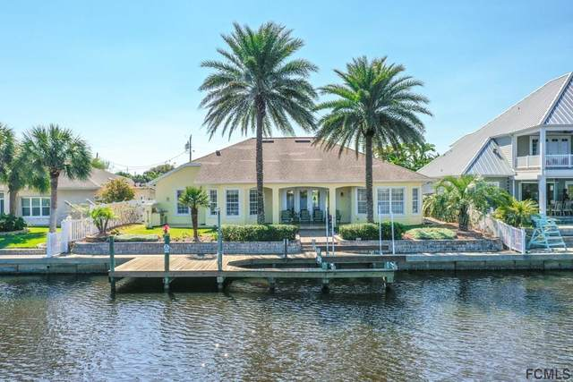 136 Palm Circle, Flagler Beach, FL 32136 (MLS #265190) :: RE/MAX Select Professionals