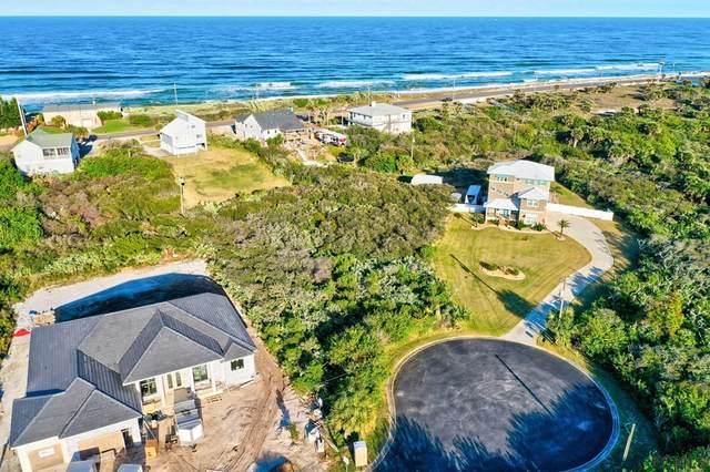 2585 S Osprey Cir S, Flagler Beach, FL 32136 (MLS #265654) :: NextHome At The Beach II