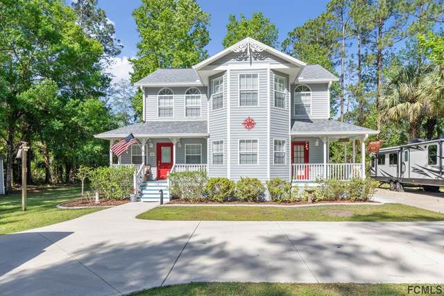 1862 Old Haw Creek Rd, Bunnell, FL 32110 (MLS #266289) :: RE/MAX Select Professionals