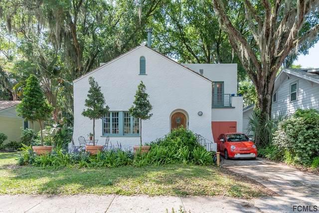 31 Fullerwood Dr, St Augustine, FL 32084 (MLS #266799) :: Olde Florida Realty Group