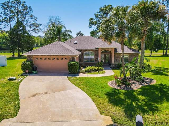 12 Ehrly Place, Palm Coast, FL 32164 (MLS #267156) :: Olde Florida Realty Group