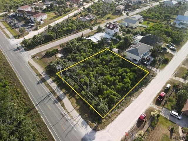 6261 N Ocean Shore Blvd, Palm Coast, FL 32137 (MLS #267258) :: NextHome At The Beach II
