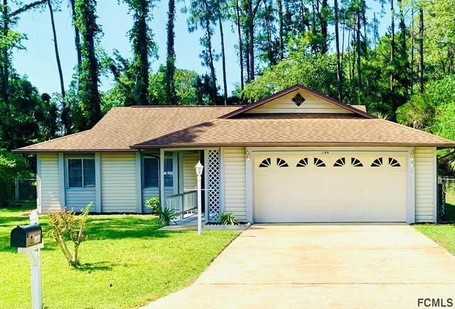 149 Palmwood Drive, Palm Coast, FL 32164 (MLS #267417) :: Olde Florida Realty Group