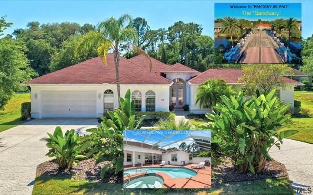 55 Old Oak Dr S, Palm Coast, FL 32137 (MLS #267511) :: Endless Summer Realty