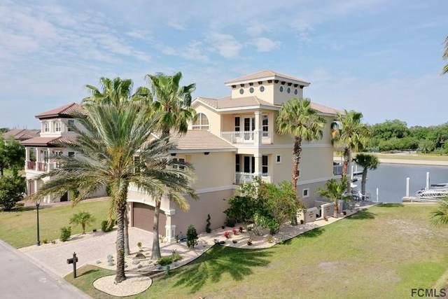 299 Yacht Harbor Dr, Palm Coast, FL 32137 (MLS #267543) :: Endless Summer Realty
