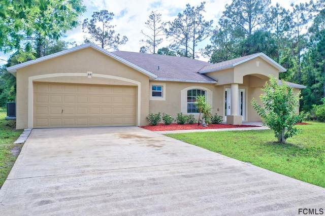 66 Pine Circle Dr, Palm Coast, FL 32164 (MLS #267587) :: Olde Florida Realty Group