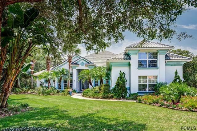 9 Spanish Moss Court, Palm Coast, FL 32137 (MLS #267596) :: Olde Florida Realty Group