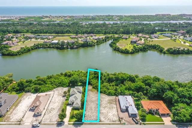 64 N Lakewalk Dr, Palm Coast, FL 32137 (MLS #268398) :: NextHome At The Beach II