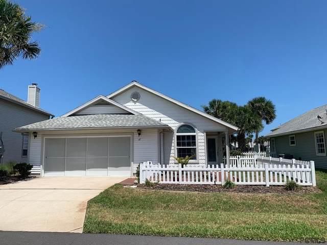 47 Nantucket Dr, Palm Coast, FL 32137 (MLS #268403) :: Noah Bailey Group