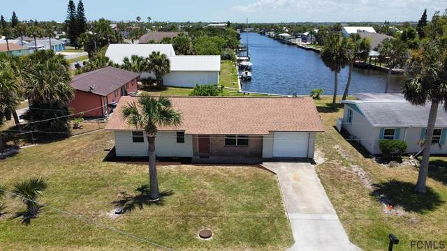 364 Palm Circle, Flagler Beach, FL 32136 (MLS #268509) :: NextHome At The Beach II