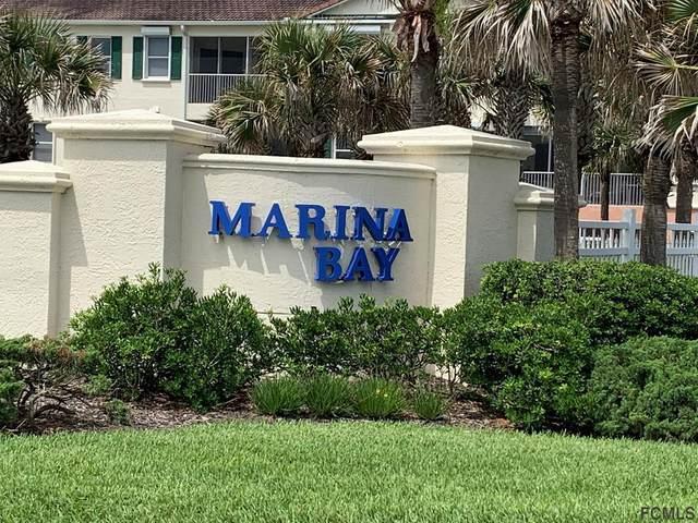 100 Marina Bay Drive #106, Flagler Beach, FL 32136 (MLS #268622) :: NextHome At The Beach II