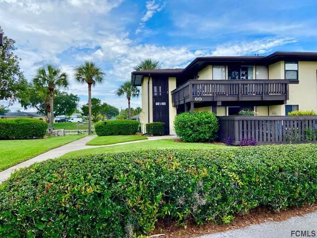 60 Club House Dr #201, Palm Coast, FL 32137 (MLS #268855) :: NextHome At The Beach II