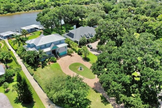 12 Hammock Oak Ct, Palm Coast, FL 32137 (MLS #269484) :: Noah Bailey Group