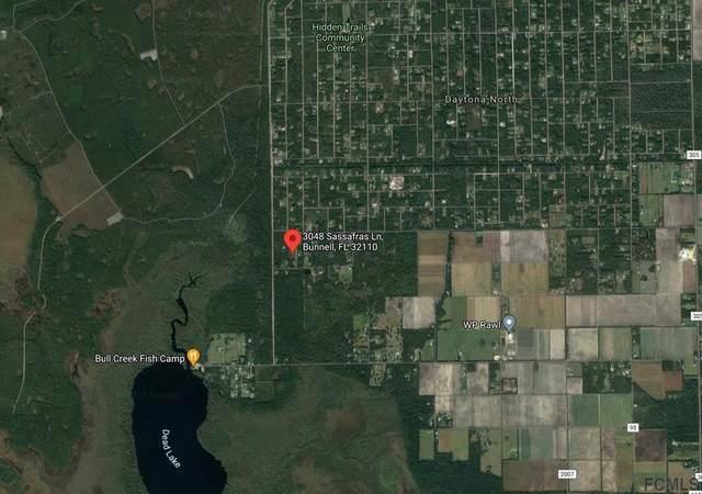 3048 Sassafras Lane, Bunnell, FL 32110 (MLS #269741) :: Endless Summer Realty