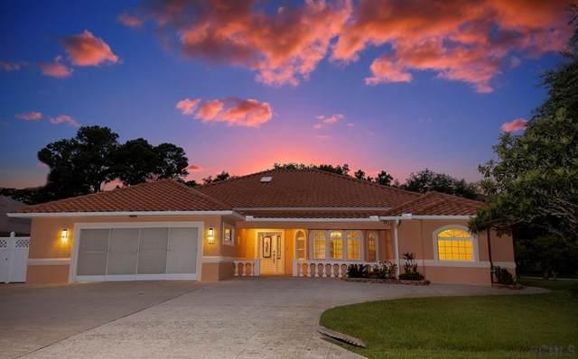40 Frankford Ln, Palm Coast, FL 32137 (MLS #269759) :: Memory Hopkins Real Estate