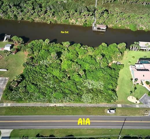 3502 N N Ocean Shore Blvd, Palm Coast, FL 32137 (MLS #270338) :: NextHome At The Beach II