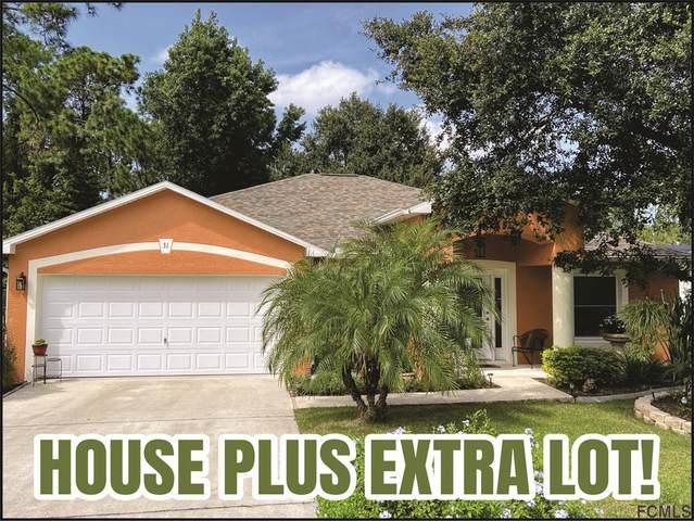 31 Piedmont Drive, Palm Coast, FL 32164 (MLS #271056) :: Olde Florida Realty Group