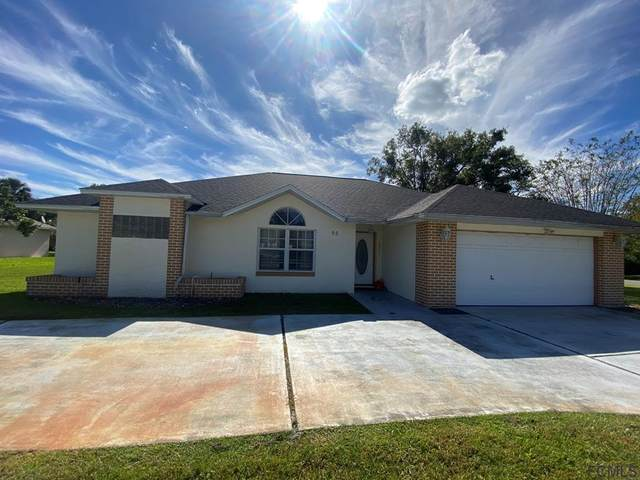 95 Whispering Pines Rd, Palm Coast, FL 32164 (MLS #271955) :: Olde Florida Realty Group