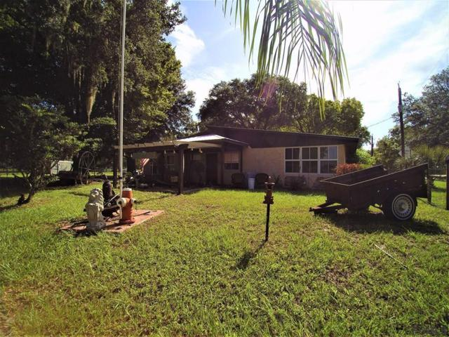 3879 Cr 305, Bunnell, FL 32110 (MLS #249930) :: RE/MAX Select Professionals
