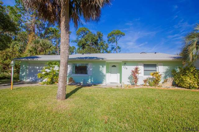 105 Berkshire Ln, Palm Coast, FL 32137 (MLS #253352) :: Noah Bailey Group