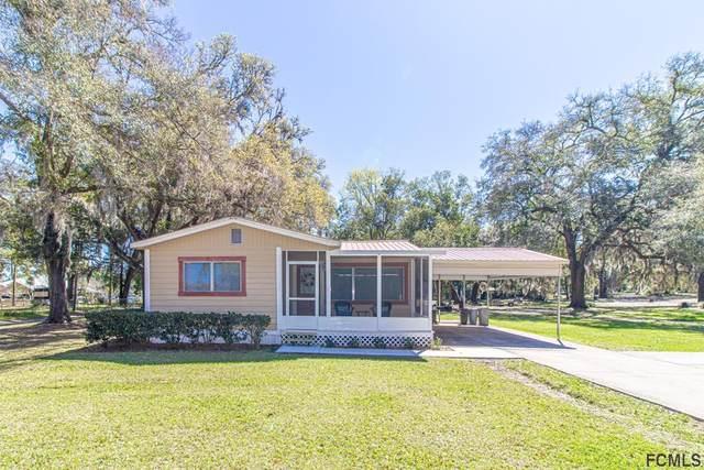 109 Park Avenue, Pomona Park, FL 32181 (MLS #255260) :: Memory Hopkins Real Estate