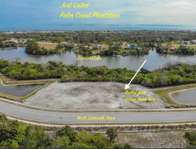 126 N Lakewalk Dr N, Palm Coast, FL 32137 (MLS #255389) :: Memory Hopkins Real Estate