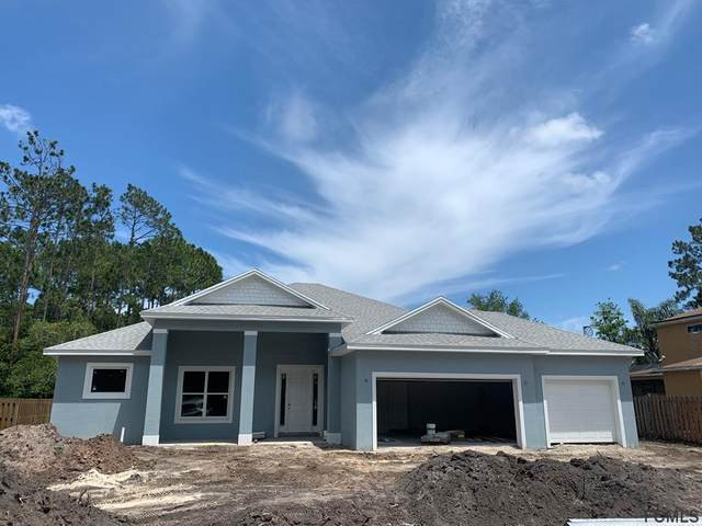 6 Lake Charles Pl, Palm Coast, FL 32137 (MLS #256615) :: Noah Bailey Group