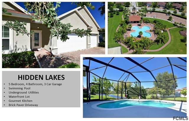 30 Arrowhead Dr, Palm Coast, FL 32137 (MLS #256864) :: Noah Bailey Group