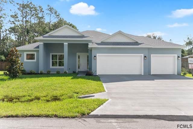 6 Lake Charles Pl, Palm Coast, FL 32137 (MLS #258879) :: RE/MAX Select Professionals