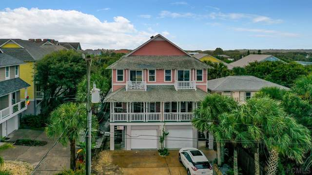 203 S 6th St, Flagler Beach, FL 32136 (MLS #259986) :: Memory Hopkins Real Estate