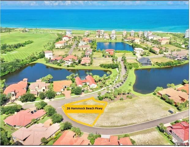 26 Hammock Beach Pkwy, Palm Coast, FL 32136 (MLS #260115) :: RE/MAX Select Professionals