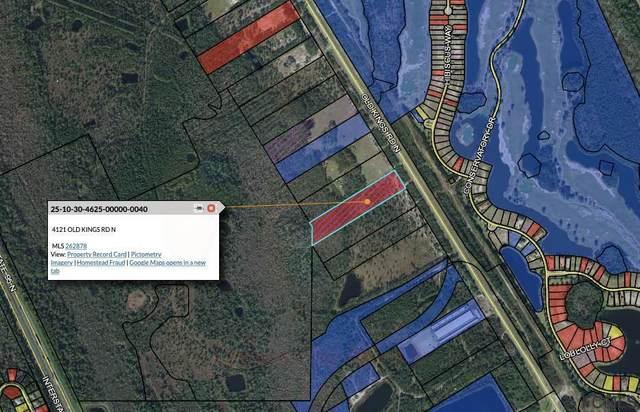 4121 N Old Kings Rd N, Palm Coast, FL 32137 (MLS #262878) :: Olde Florida Realty Group