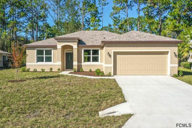 73 Putter Drive, Palm Coast, FL 32164 (MLS #263273) :: Dalton Wade Real Estate Group