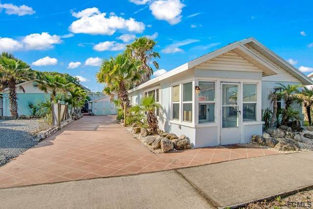 209 S 5th St S, Flagler Beach, FL 32136 (MLS #267380) :: Olde Florida Realty Group