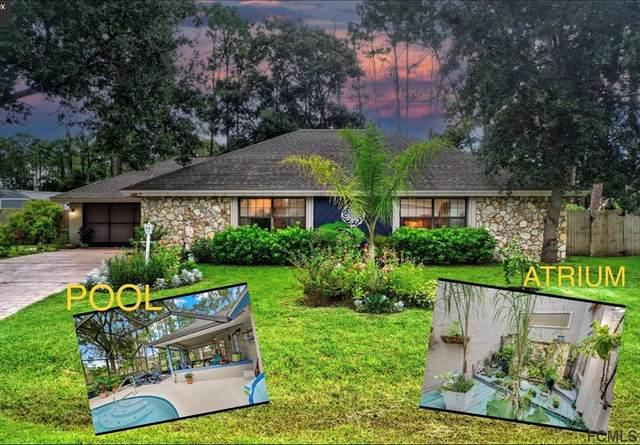 137 Wellstone Drive, Palm Coast, FL 32164 (MLS #269685) :: NextHome At The Beach II